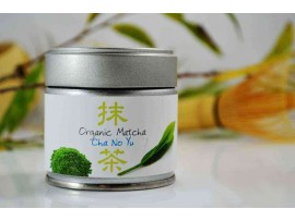 Ceai Verde Organic Matcha Cha No Yu - BIO