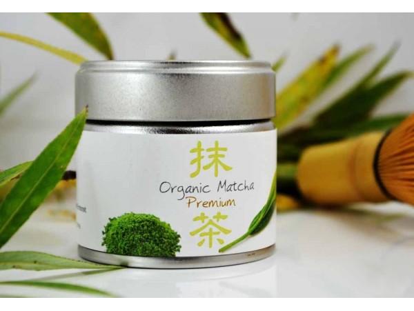 Ceai Verde Organic Matcha Premium - BIO