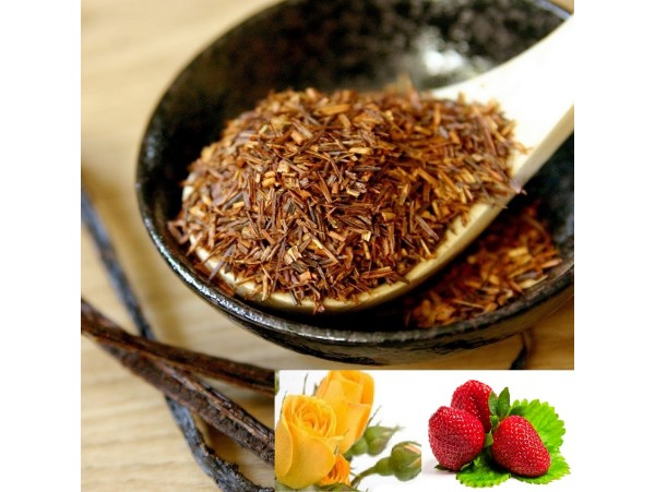 Ceai Rooibos Magic Strawberry