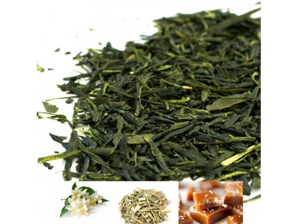 Ceai verde Maracuja Caramel