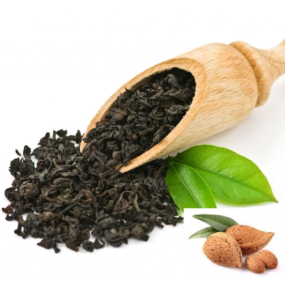 Ceai Negru Marzipan