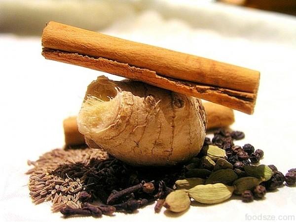 Ceai de plante Masala mix