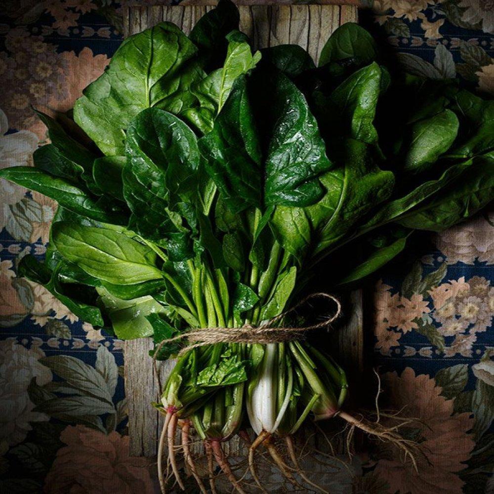 Ceai cu legume Puterea Spanacului