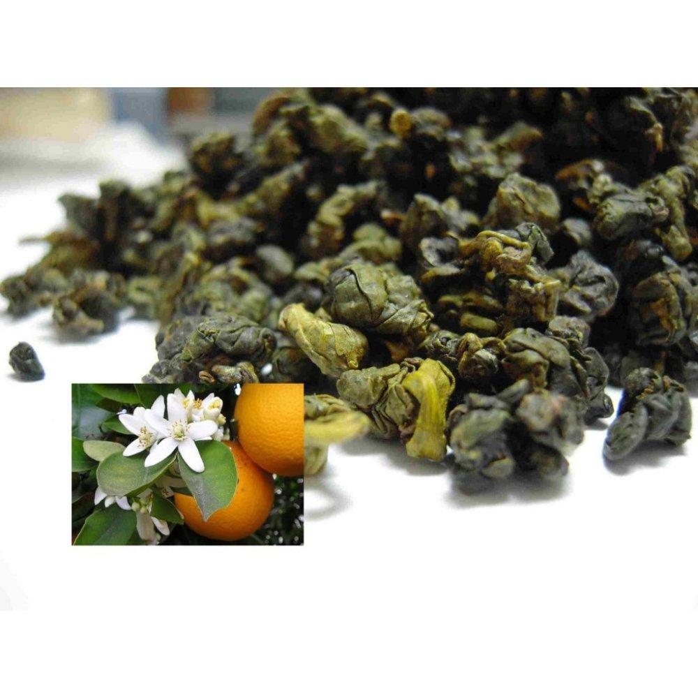 Ceai Verde Oolong Orange Blossom