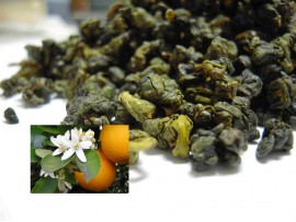Ceai Verde Oolong Orange Blossom