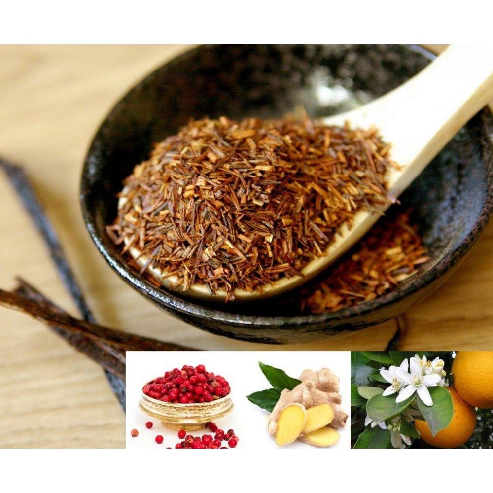 Ceai Rooibos Orange Ginger