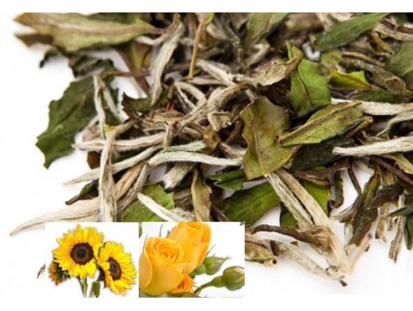 Ceai Alb Pai Mu Tan Floare de Soc