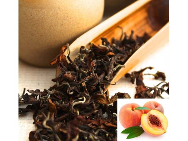 Ceai Negru Peach Oolong