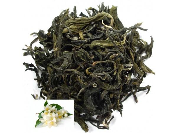 Ceai Verde Pi Lo Chun cu Iasomie