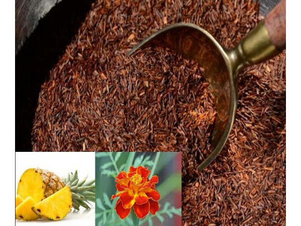 Ceai Rooibos Pineapple Lemon