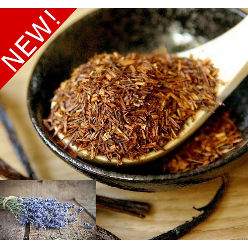 Ceai Rooibos Sweet Lavender with Bergamote
