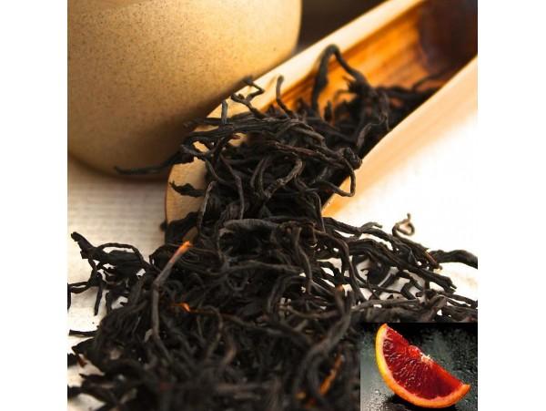 Ceai Negru Portocala Rosie