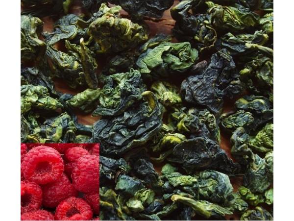 Ceai Verde Oolong Raspberry (body modeling)