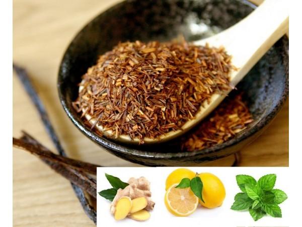 Ceai Rooibos Ginger Lemon