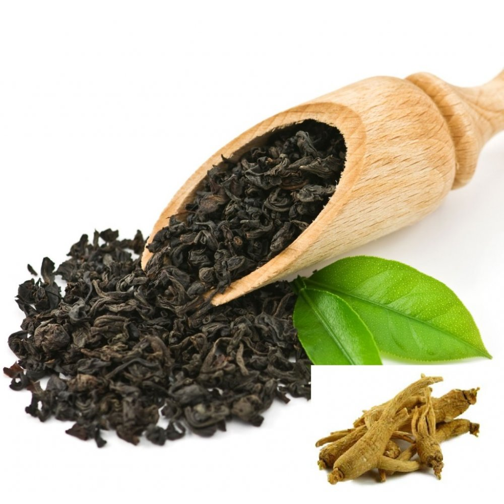 Ceai Negru Root of Life