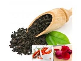 Ceai Negru Catina cu Trandafiri