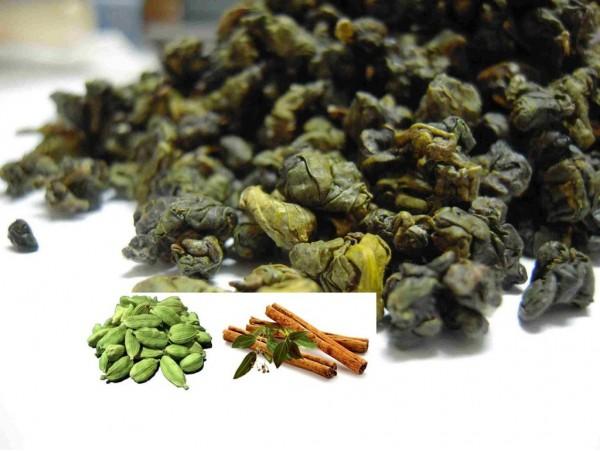 Ceai Verde Oolong Secretele Indiei (Body Modeling)