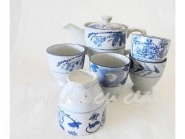 Set Japonez Pentru Ceai
