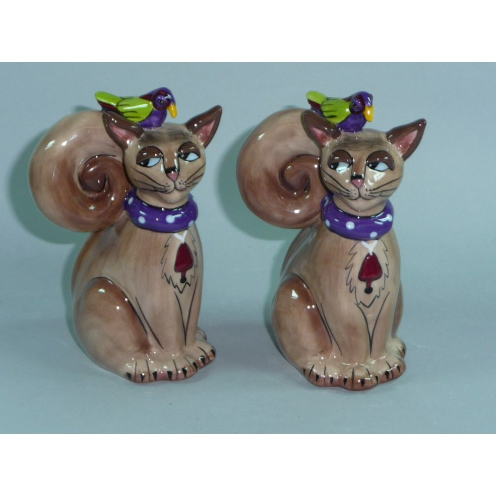Solnita si Pipernita Colectia Brown Cat