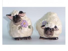 Solnita si Pipernita Colectia Flower Lamb