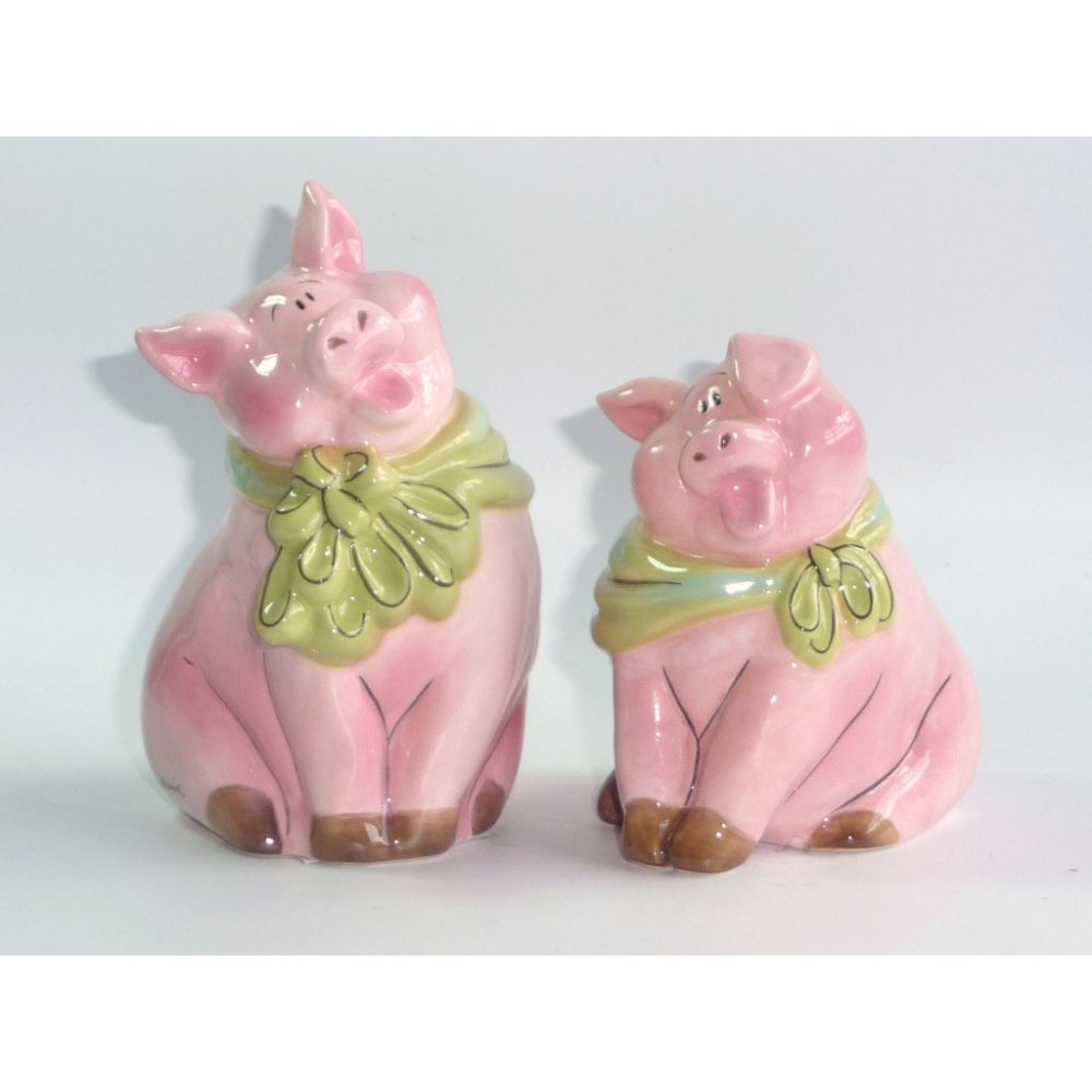 Solnita si Pipernita Colectia Lucky Piglet