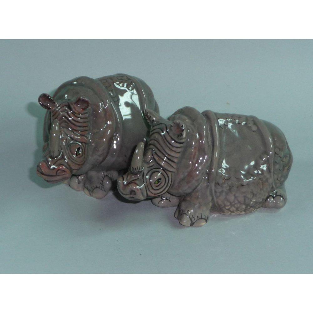 Solnita si Pipernita Colectia Rhinocer