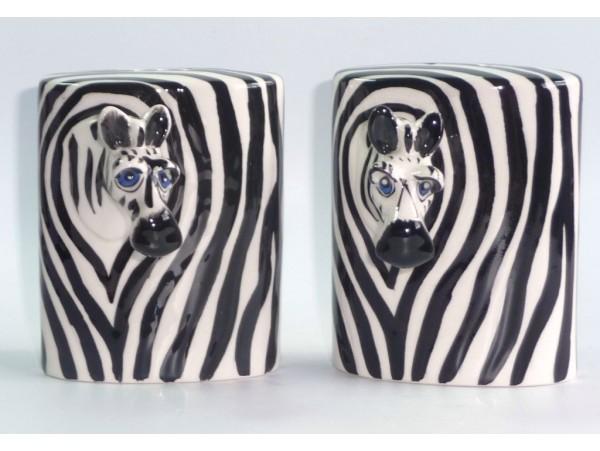 Solnita si Pipernita Colectia Zebra