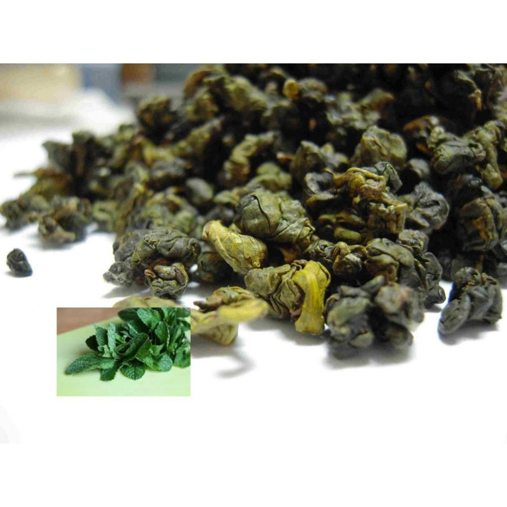 Ceai Verde Oolong Spearmint