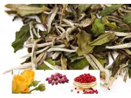 Ceai Alb Spring Rose