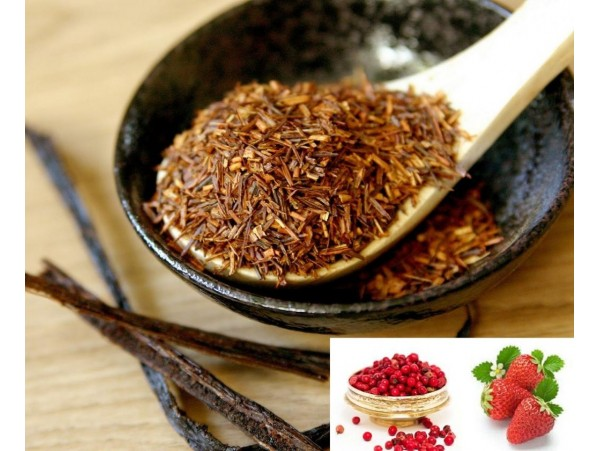 Ceai Rooibos Strawberry/Pepper