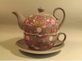 Tea for One Colectia Camp cu Trandafiri
