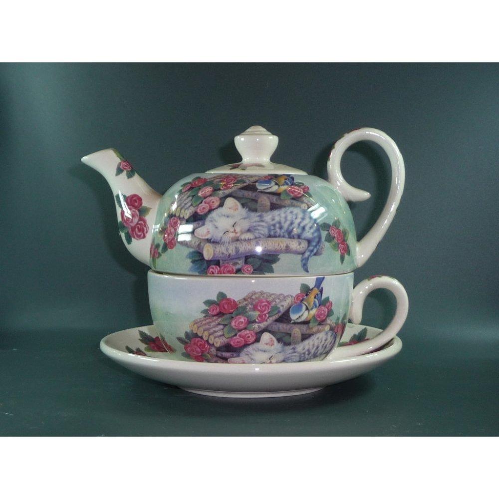 Tea for One Colectia Casa Pisicutei