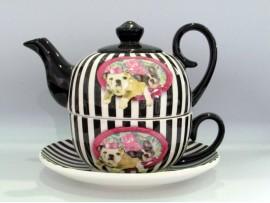 Tea For One Colectia Catelusi Dungati