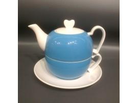 Tea For One Colectia Cer Albastru