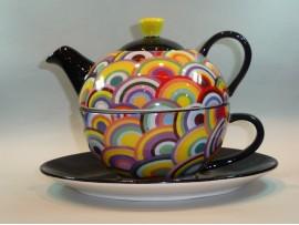 Tea For One Colectia Curcubeu