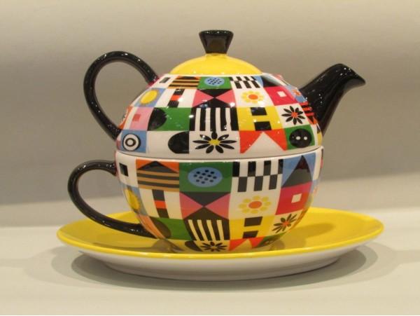 Tea for One Colectia Figuri Geometrice