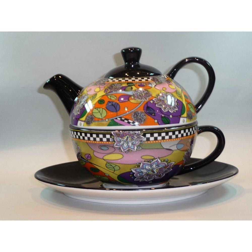 Tea For One Colectia Floare de Foc