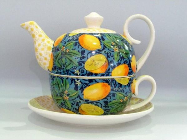 Tea for One Colectia Gradina cu Portocali