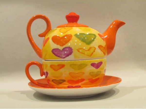 Tea for One Colectia Inimi Desenate