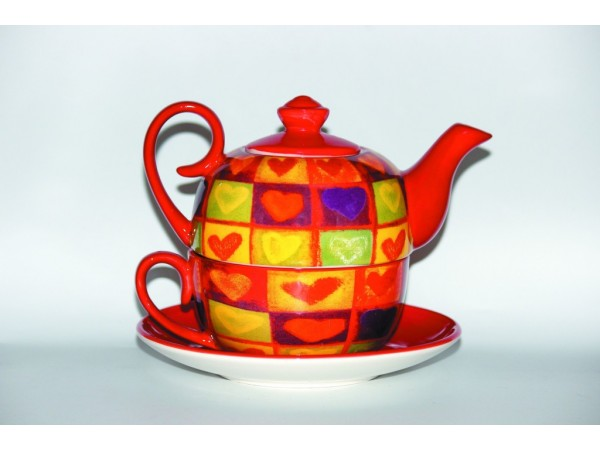 Tea for One Colectia Inimioare Colorate