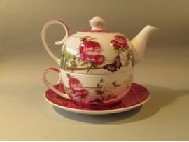 Tea For One Colectia Livada cu Trandafiri
