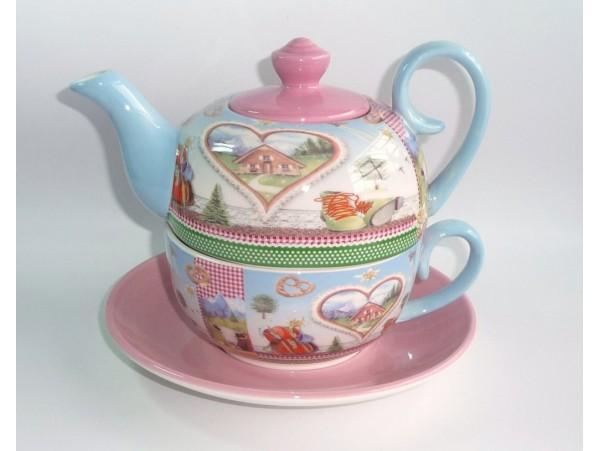 Tea for One Colectia Pajiste Montana