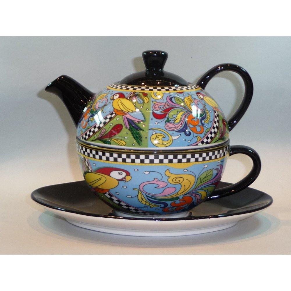 Tea For One Colectia Papagali