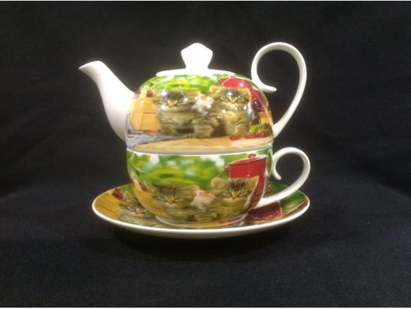 Tea For One Colectia Pisoiasi