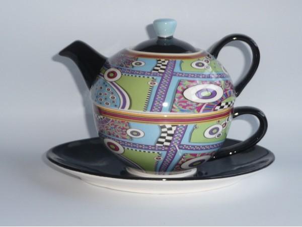Tea For One Colectia Timpuri Ciudate