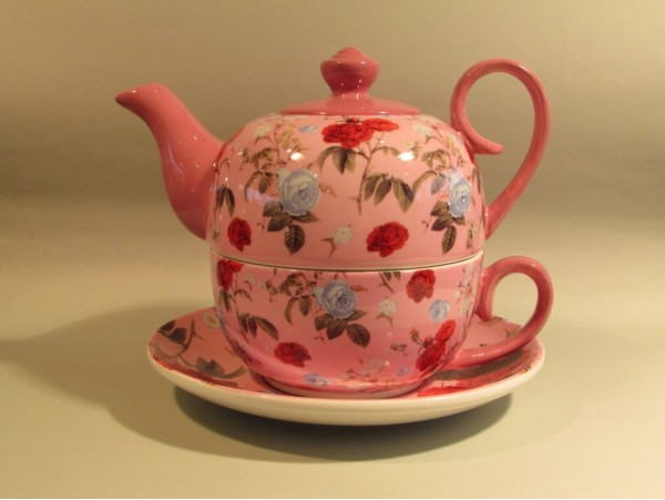 Tea for One Colectia Trandafiri Roz