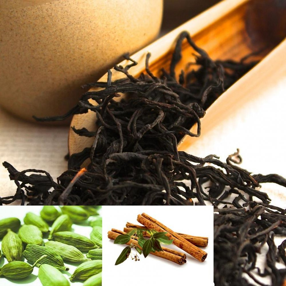 Ceai Negru The Magic of The Orient