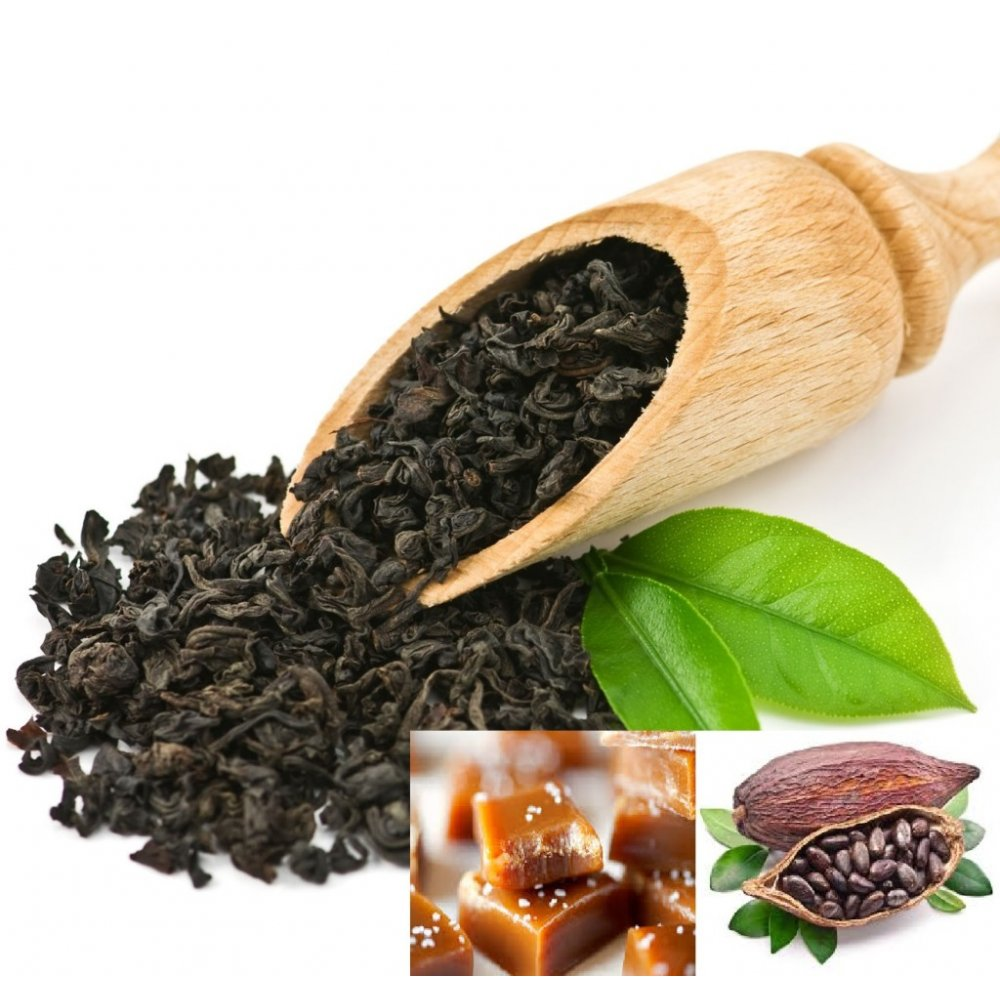 Ceai Negru Toffee