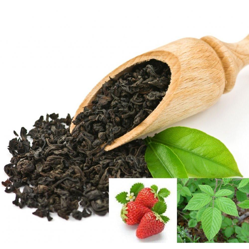 Ceai Negru Wild Forest Strawberry