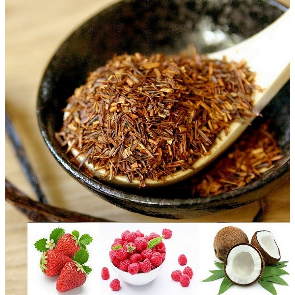 Ceai Rooibos Yogurt - Raspberry